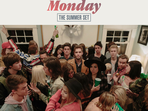 The Summer Set - 'Stories For Monday' Album Review