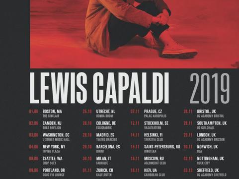 Lewis Capaldi - O2 Academy, Birmingham 25.11.2019