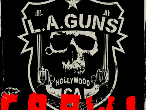 L.A. Guns - 'Crawl' Single Review