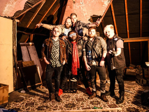 As Sirens Fall Release New Video For 'In My Mind'  Featuring Skindred's Benji Webbe