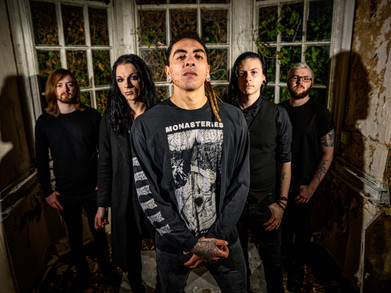 Recall The Remains Release Video For New Single 'Darker Path'