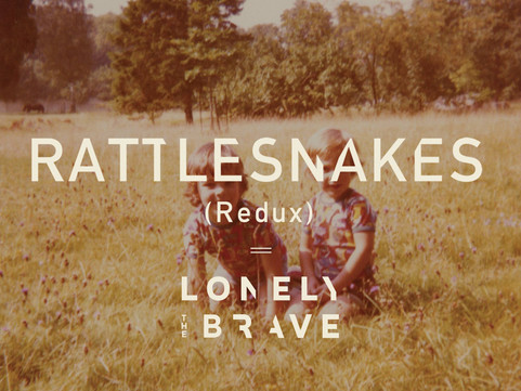 Lonely The Brave Return With 'Rattlesnakes (Redux)'