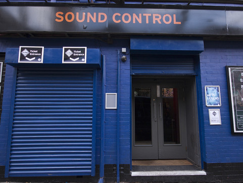 Manchester Music Venue Sound Control Confirms Closing Date