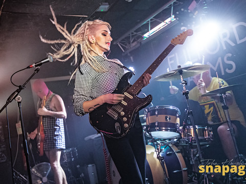 Hands Off Gretel - The Fulford Arms, York 10.07.2019
