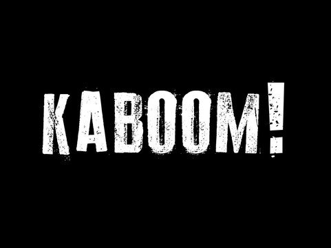 Riskee & The Ridicule - 'Kaboom!' Single Review