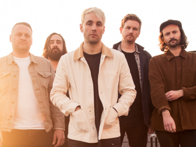 Lonely The Brave Release Video For New Single 'Open Door'