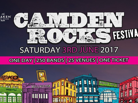 Spotlight on 'Camden Rocks: What You Need To Know And Who To Check Out'