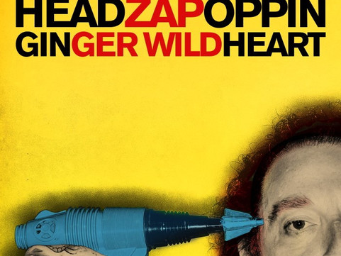 Ginger Wildheart – 'Headzapoppin' Album Review