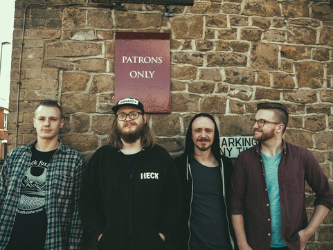 PATRONS - The Boileroom, Guildford 19.08.2017