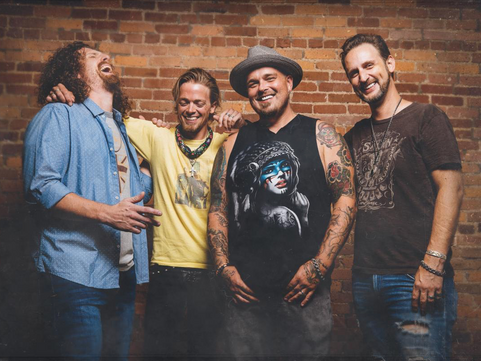 Black Stone Cherry Release Video For 'Again (Live)' Taken From Their 'Live From The Sky' Stream