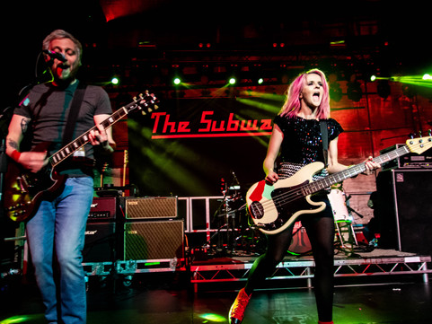 The Subways - Boiler Shop, Newcastle 12.03.2020