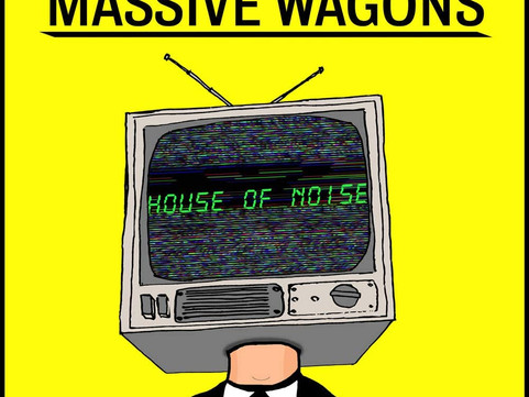 Massive Wagons – 'House Of Noise' Album Review