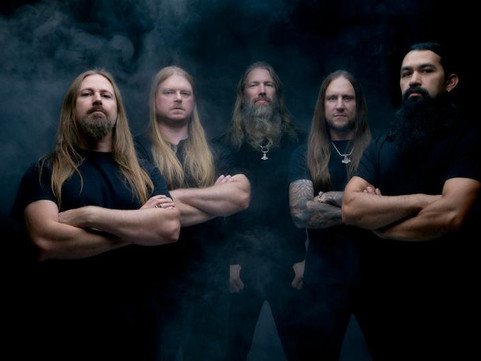 Amon Amarth Announce November UK Tour