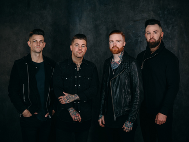Memphis May Fire Release Video For New Single 'Blood & Water'