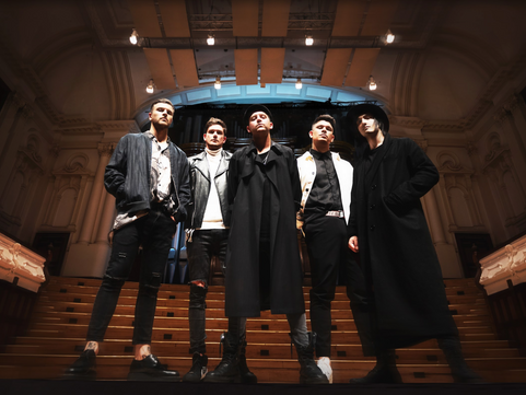 Written By Wolves Release Video For New Single 'Forever & Always' Feat. Becks
