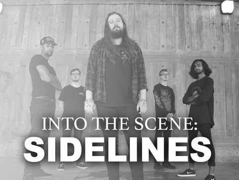 Into The Scene: Sidelines // Breaking The Boundaries