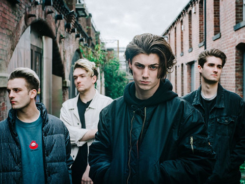 For You The Moon Release Video For New Single 'Talk'