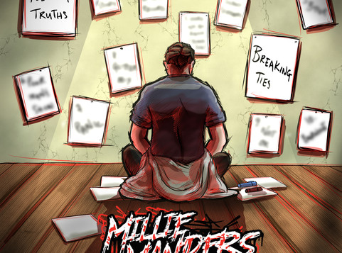 Millie Manders And The Shutup - 'Telling Truths, Breaking Ties' Album Review