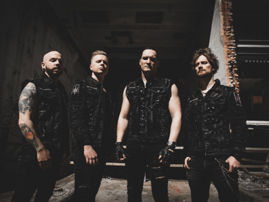 The Unguided Release Video For New Single 'Where Love Comes To Die'