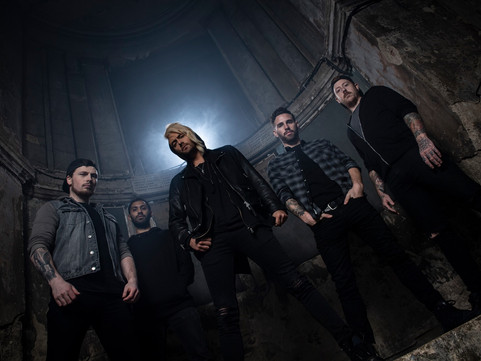 The Raven Age Release Video For New Single 'Wait For Me'