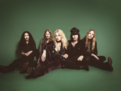LUCIFER Release 'Gone With The Wind Is My Love' Featuring Elin Larsson Of Blues Pills