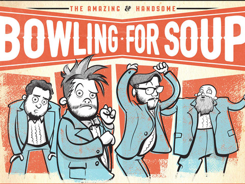 Bowling For Soup Release New Lyric Video For 'Catalyst'