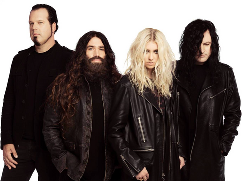 The Pretty Reckless Release New Single 'Death By Rock And Roll'