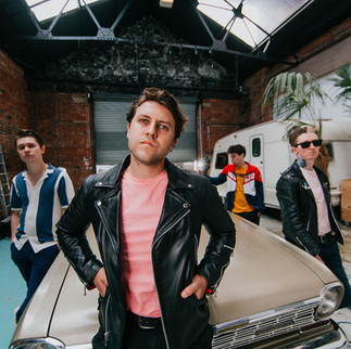 LOVEBREAKERS Release Video For New Single 'Primary Colours'