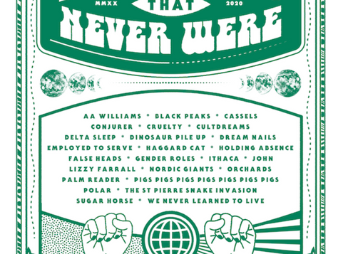 The Tours That Never Were - Fundraiser For Underground Bands