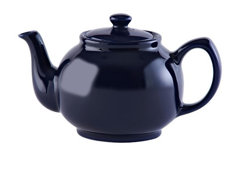 6 cup Teapot - Midnight Blue