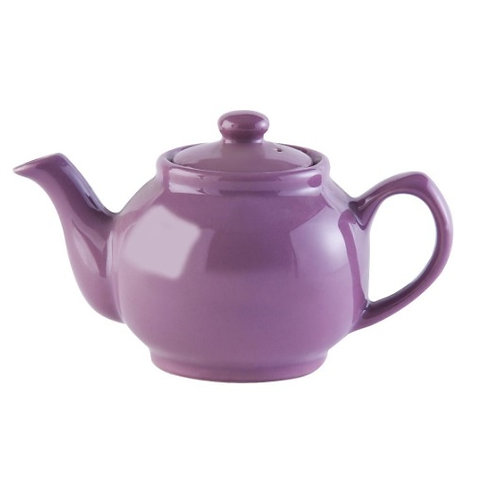6 cup Teapot - Purple