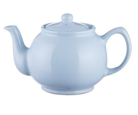 6 cup Teapot - Pastel Blue