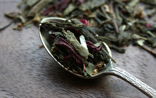 Beetroot Sage Green tea health digestive blend