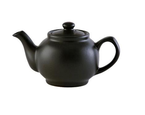 2 cup Teapot - Matt Black
