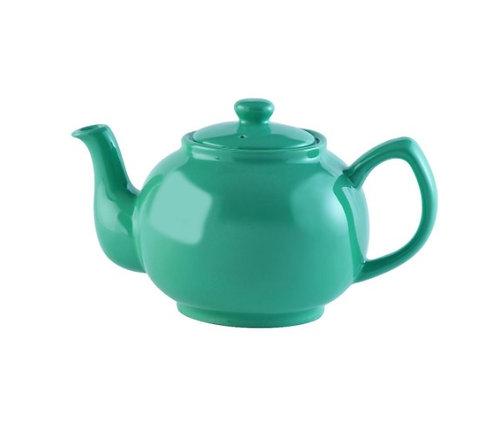 6 cup Teapot - Jade Green