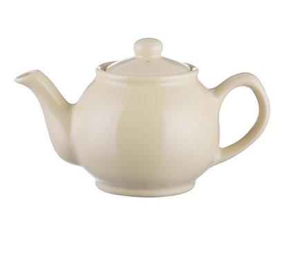 2 cup Teapot - Pastel Yellow