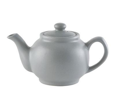 6 cup Teapot - Matt Grey