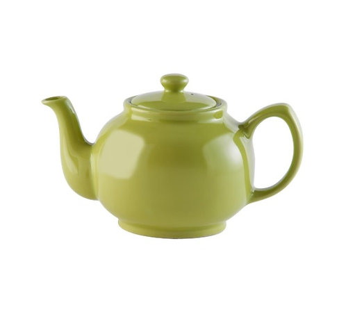 6 cup Teapot - Bright Green