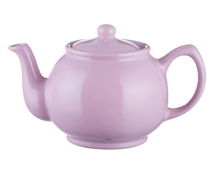 6 cup Teapot - Pastel Pink