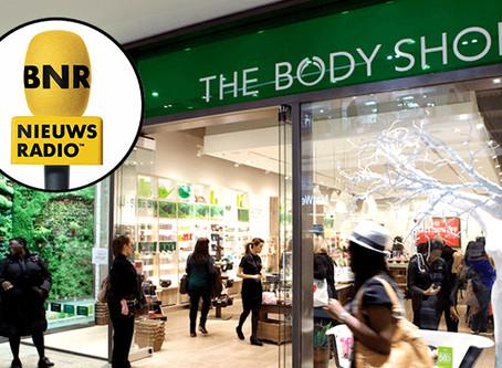 The Body Shop in de (uit)verkoop