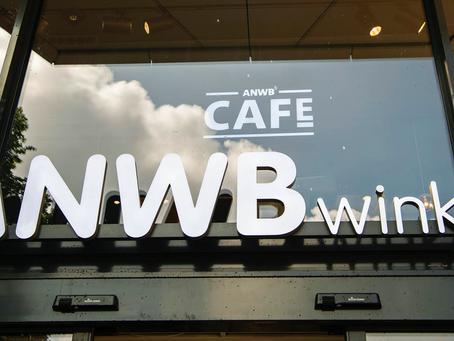 HAPPY NEWS! Nieuwste ANWB winkel + café geopend!