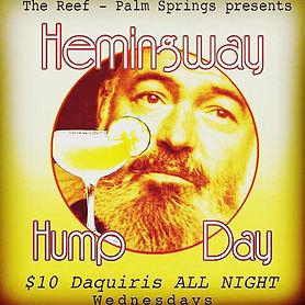 the-reef-palm-springs-hemmingway-hum-day