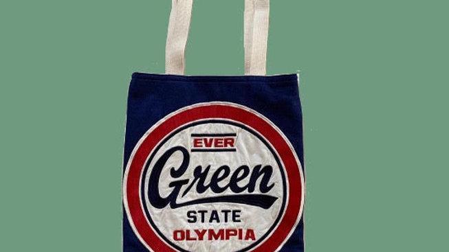 American logo bag