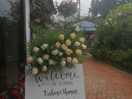 A Destination Wedding @ Bala's Holiday Chalet, Cameron Highlands