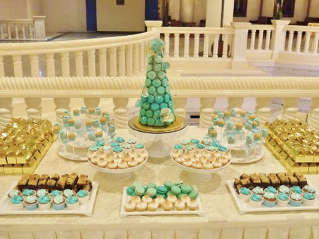 The Rise of Dessert Tables for Weddings