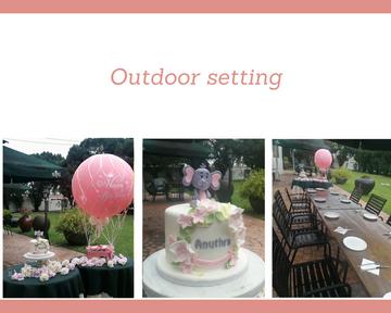 A Surprise Birthday Celebration @ STG Tea House Cafe
