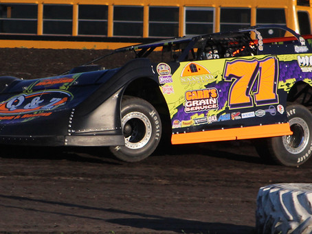 Strand, Arneson Earn Big Norman County Raceway Wins; Gronwold, Heinrich Continue to Roll