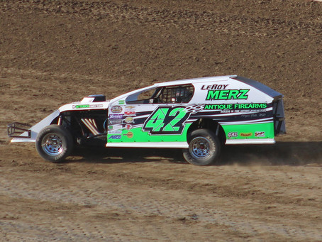 Several Cars Have Good Nights at Opener of the King of the Dirt Special at I-94