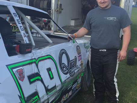 Anderson Continues Development in Street Stocks