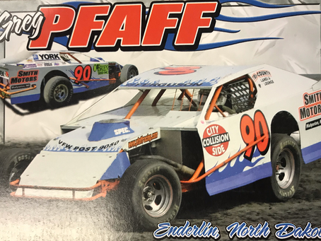 Catching Up With: Former Sheyenne Speedway and Red River Valley Speedway Champ Greg Pfaff